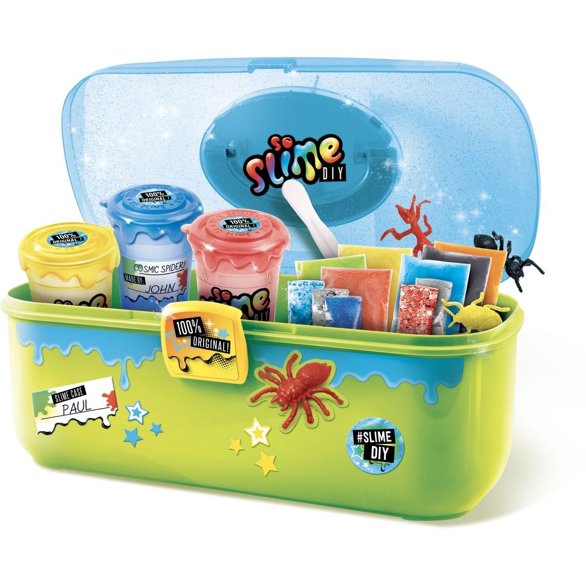 So Slime kufrík pre chlapcov