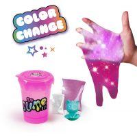 So Slime Shaker mení farbu ružový 2
