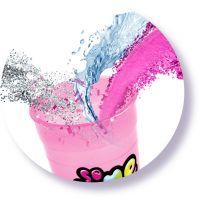 So Slime Shaker mení farbu ružový 3