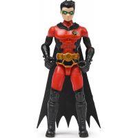 Spin Master Batman figurky hrdinů s doplňky 10 cm Robin red