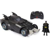 Spin Master Batman RC batmobile s figúrkou a katapultom