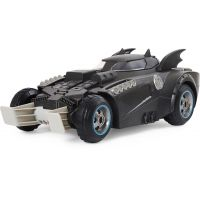 Spin Master Batman RC batmobile s figúrkou a katapultom 5
