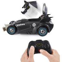Spin Master Batman RC batmobile s figúrkou a katapultom 2