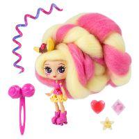 Spin Master Candylocks Cukrové panenky s vůní žluté s růžovou