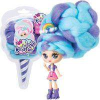 Spin Master Candylocks Cukrové panenky s vůní fialová s modrou 2
