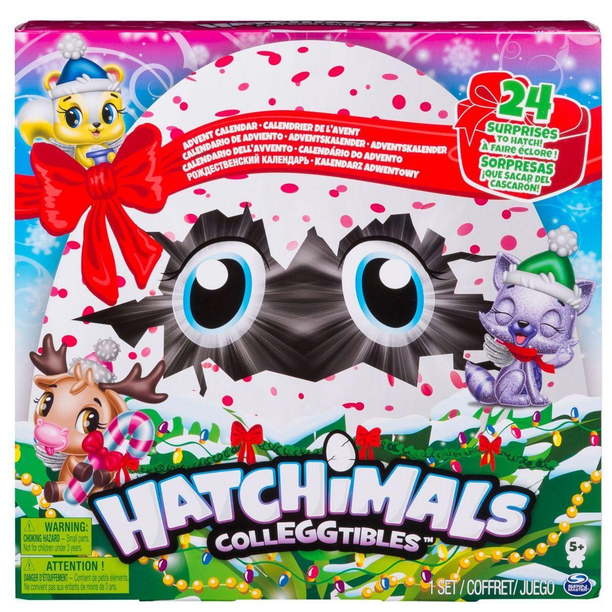 Spin Master Hatchimals adventní kalendář - Poškozený obal