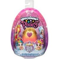 Spin Master Hatchimals Pixies Royals oranžové vejce