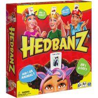 Spin Master Hedbanz spoločenská hra hádaniek