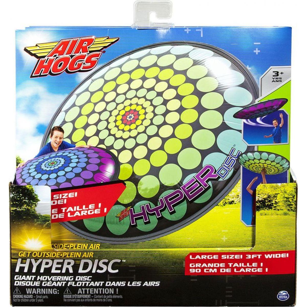 Spin Master Hyper disk farebné kolieska
