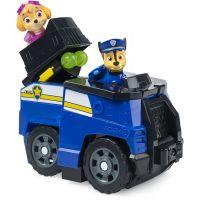 Spin Master Paw Patrol dve záchranné vozidlá v jednom Chase 3