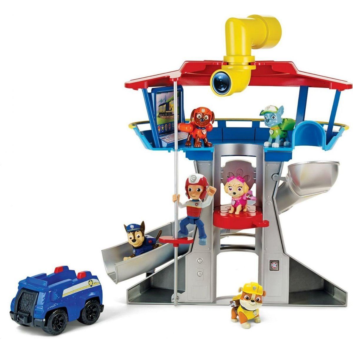 Spin Master Paw Patrol Hliadkovacia veža
