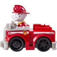 Spin Master Paw Patrol Malá vozidlá s figúrkou Marshall hasičský voz 2
