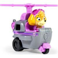 Spin Master Paw Patrol Malá vozidla s figurkou Skye vrtulník