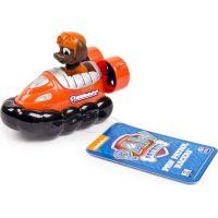 Spin Master Paw Patrol Malá vozidla s figurkou Zuma se vznášedlem