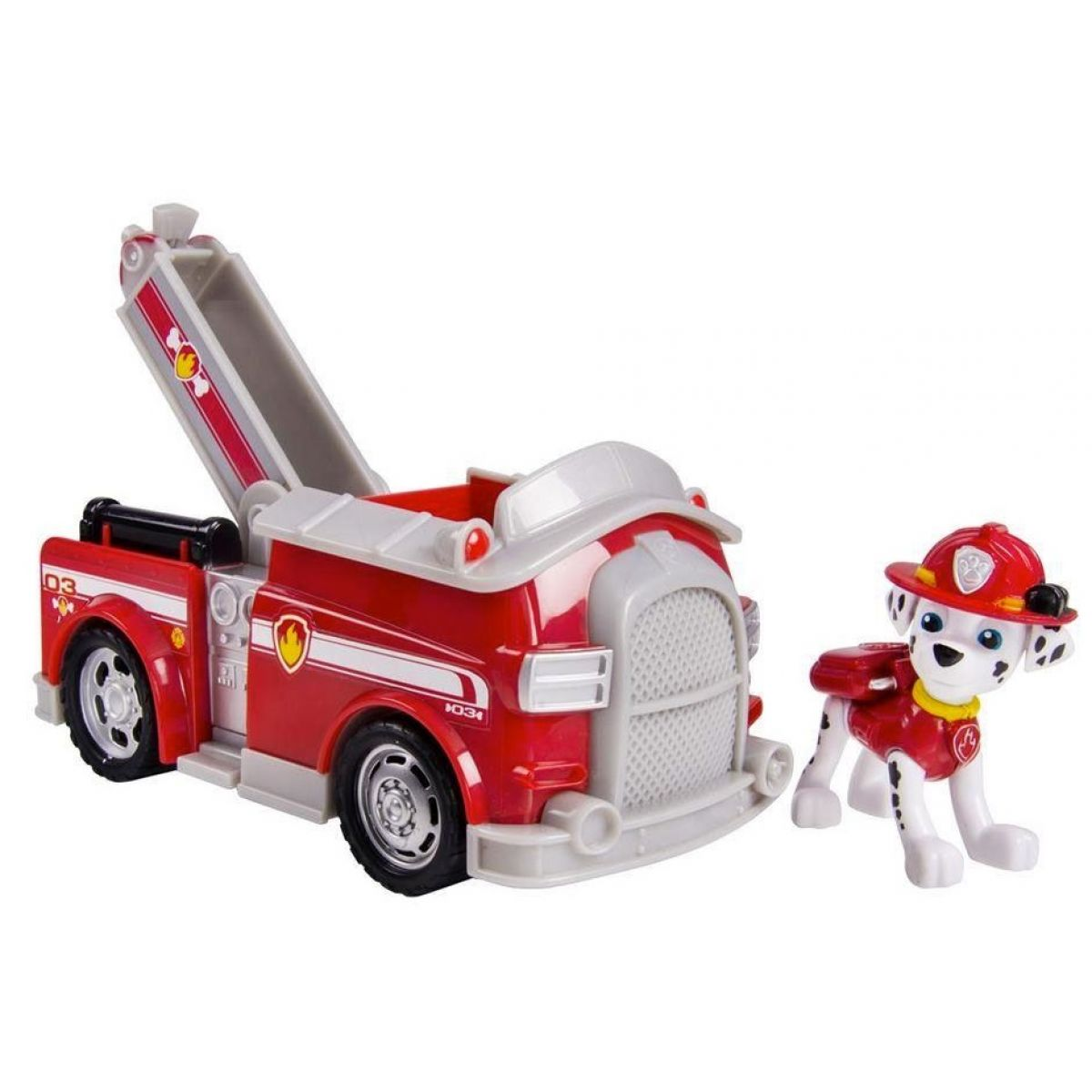 Spin Master Paw Patrol Marshall's Fire Fighting Truck