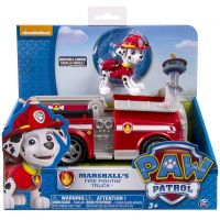 Spin Master Paw Patrol Marshall's Fire Fighting Truck 2