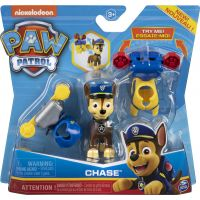 Spin Master Paw Patrol Mini Air Rescue Chase Pull Back Pup 4
