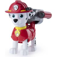 Spin Master Paw Patrol Mini Air Rescue Marshall Pull Back Pup 2