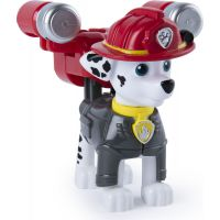 Spin Master Paw Patrol Mini Air Rescue Marshall Pull Back Pup 3