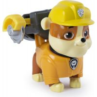 Spin Master Paw Patrol Mini Air Rescue Rubble Pull Back Pup 3