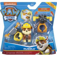 Spin Master Paw Patrol Mini Air Rescue Rubble Pull Back Pup 6