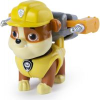 Spin Master Paw Patrol Mini Air Rescue Rubble Pull Back Pup 4