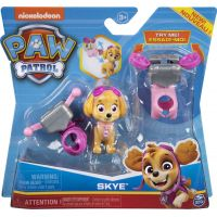Spin Master Paw Patrol Mini Air Rescue Skye Pull Back Pup 4