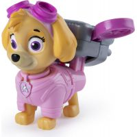 Spin Master Paw Patrol Mini Air Rescue Skye Pull Back Pup 2