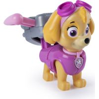 Spin Master Paw Patrol Mini Air Rescue Skye Pull Back Pup 3