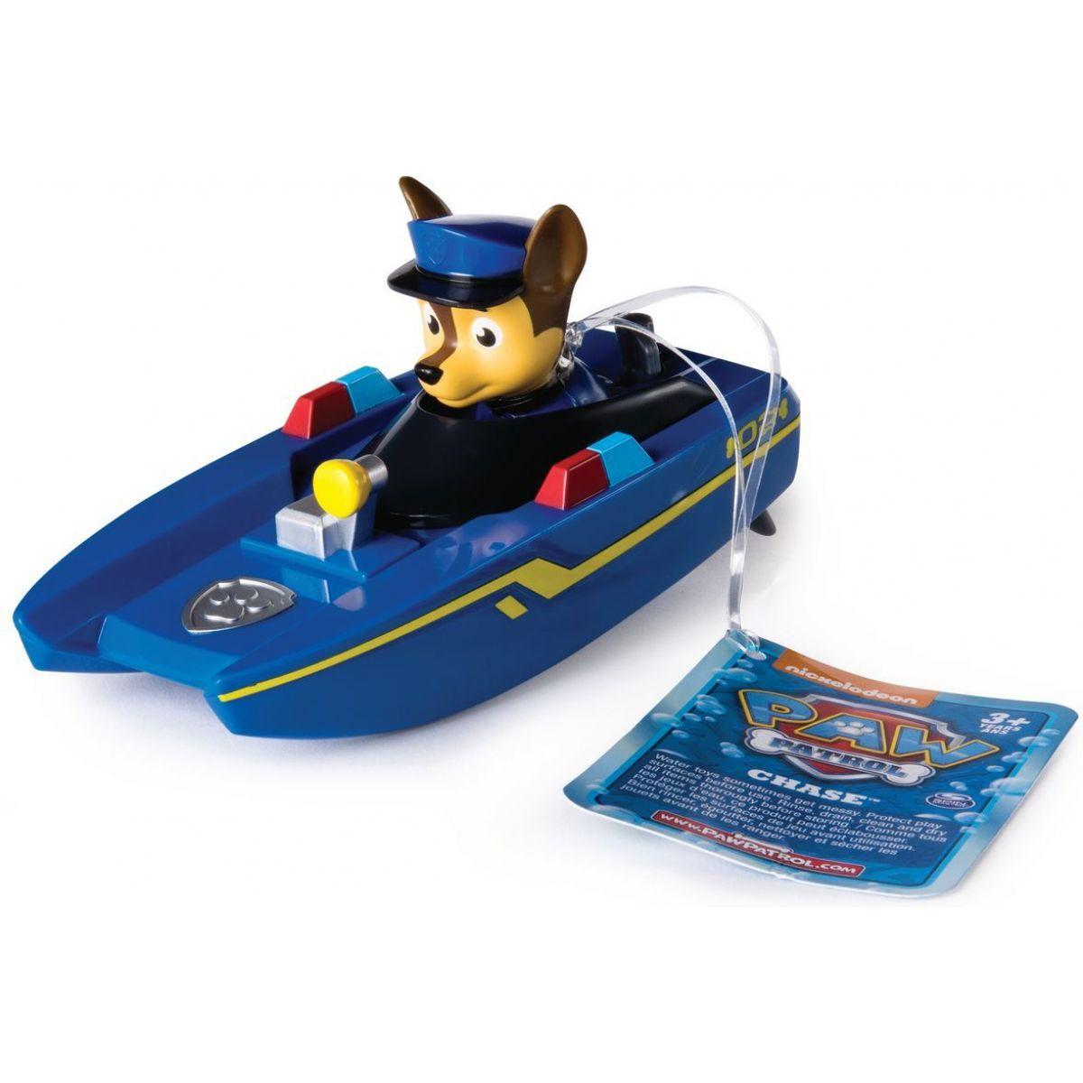 Spin Master Paw Patrol Plavací Chase loď