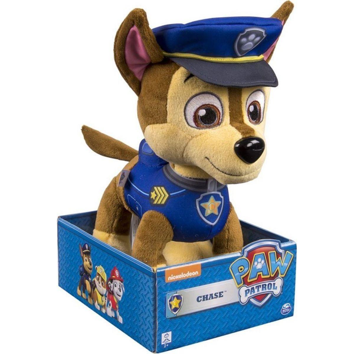 Spin Master Paw Patrol pejsek v krabičce Chase
