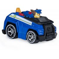 Spin Master Paw Patrol Sběratelská kovová autíčka Chase policie