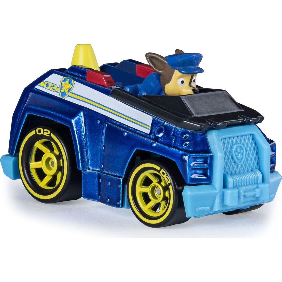 Spin Master Paw Patrol Zberateľská kovová autíčka Chase