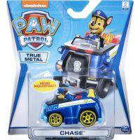 Spin Master Paw Patrol Zberateľská kovová autíčka Chase 3