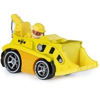 Spin Master Paw Patrol Sběratelská kovová autíčka Rubble bagr