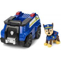 Spin Master Paw Patrol základné vozidlá Chase Patrol Cruiser