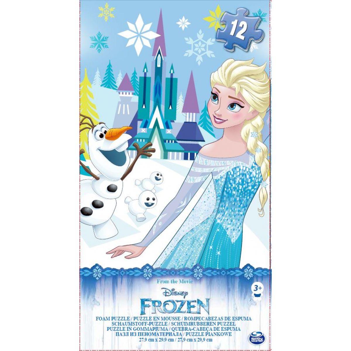 Spin Master Pěnové 12 ks Frozen