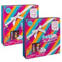 Spin Master Party Popteenies Hracia sada pre párty bábiky Brunetka Ava 5