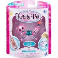 Spin Master Twisty Petz zvířátka a náramky jednobalení Blossom Kitty 3