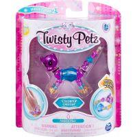 Spin Master Twisty Petz zvířátka a náramky jednobalení Colorpop Cheetah 3