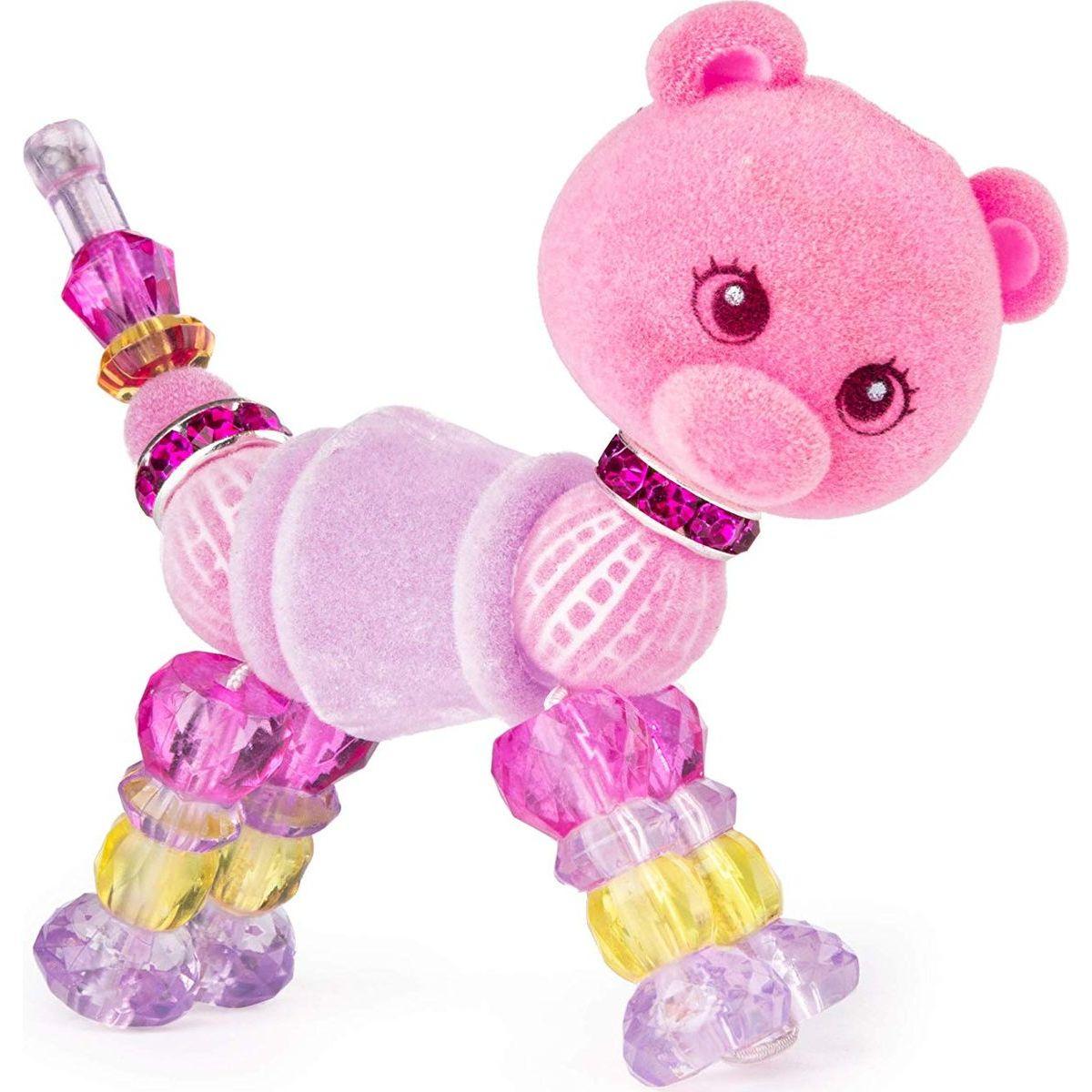 Spin Master Twisty Petz zvířátka a náramky jednobalení Honeybun Bear