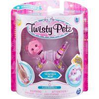 Spin Master Twisty Petz zvířátka a náramky jednobalení Honeybun Bear 3