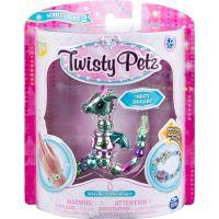 Spin Master Twisty Petz zvířátka a náramky jednobalení Minty Dragon 3
