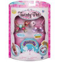 Spin Master Twisty Petz zvířátka a náramky trojbalení 20103208