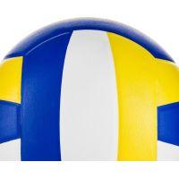 Spokey DIG II Volejbalová lopta modro-žltý vel. 5 3