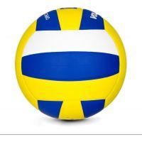 Spokey DIG II Volejbalová lopta modro-žltý vel. 5 2