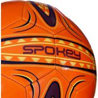 Spokey Ferrum Futbalová lopta veľkosť 5 oranžovočierna 4