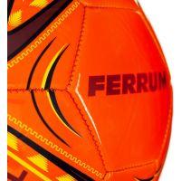 Spokey Ferrum Futbalová lopta veľkosť 5 oranžovočierna 5