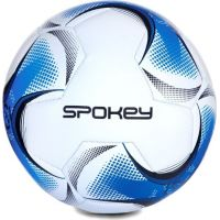 Spokey Razor Futbalová lopta veľ. 5 bielo-čierno-modrá