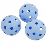 Spokey Turn Florbalové loptičky 3 ks modré